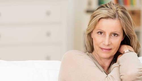 Menopause Lady